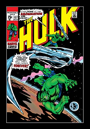 Incredible Hulk (1962-1999) #137