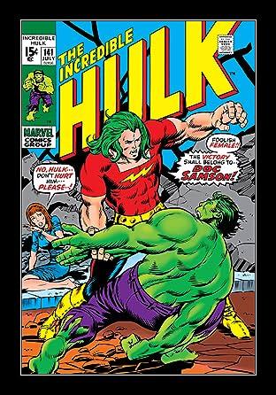 Incredible Hulk (1962-1999) #141