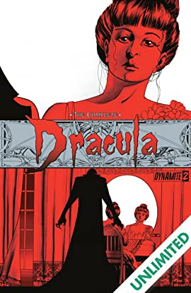 The Complete Dracula #2 (of 5)