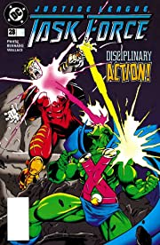 Justice League Task Force (1993-1996) #28