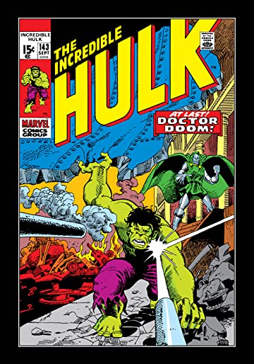 Incredible Hulk (1962-1999) #143