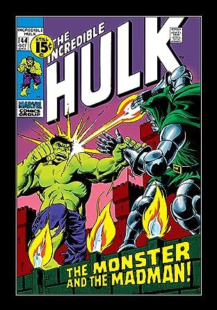 Incredible Hulk (1962-1999) #144