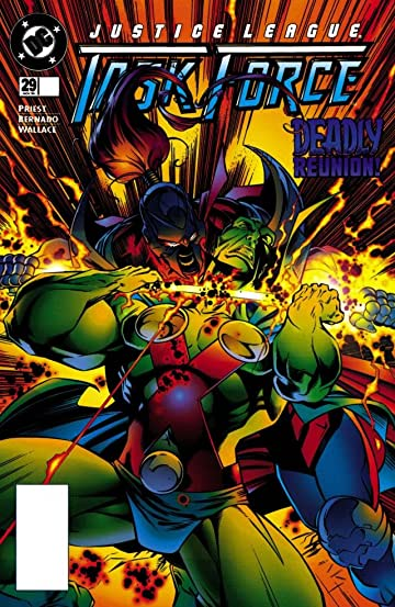 Justice League Task Force (1993-1996) #29