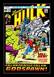 Incredible Hulk (1962-1999) #145