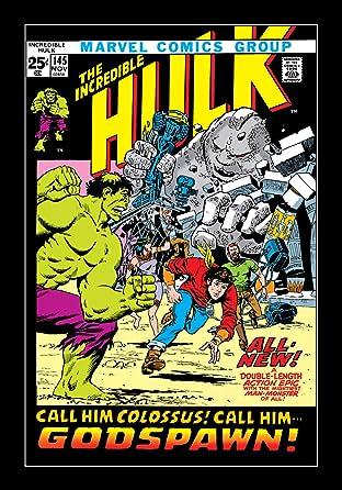 Incredible Hulk (1962-1999) #145