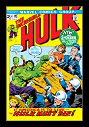 Incredible Hulk (1962-1999) #147