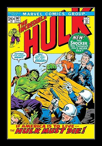Incredible Hulk (1962-1999) #147
