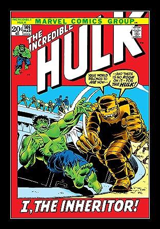 Incredible Hulk (1962-1999) #149