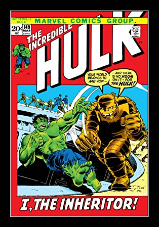 Incredible Hulk (1962-1999) #149