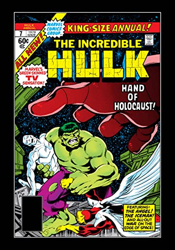 Incredible Hulk (1962-1999) Annual #7