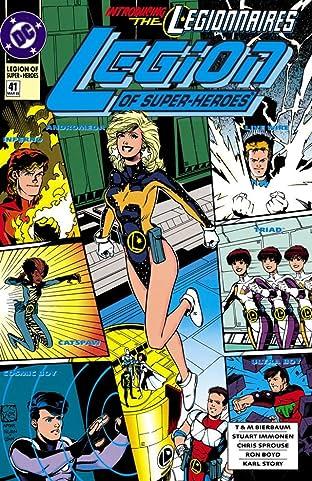 Legion of Super-Heroes (1989-2000) #41