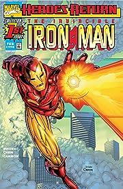 Iron Man (1998-2004) No.1