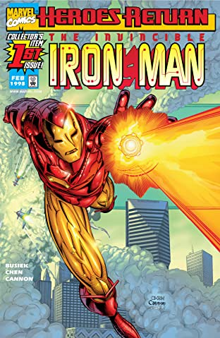 Iron Man (1998-2004) No.1