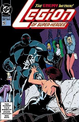 Legion of Super-Heroes (1989-2000) #42