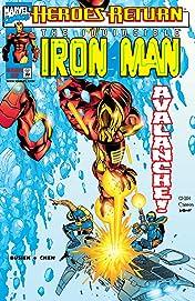 Iron Man (1998-2004) #2
