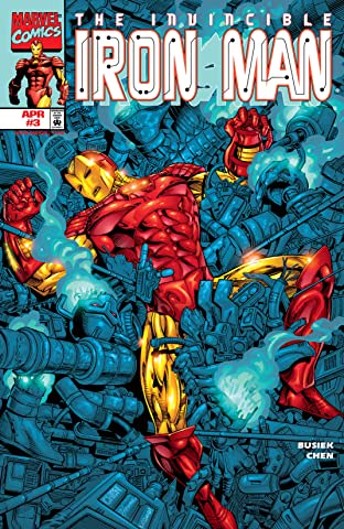 Iron Man (1998-2004) No.3