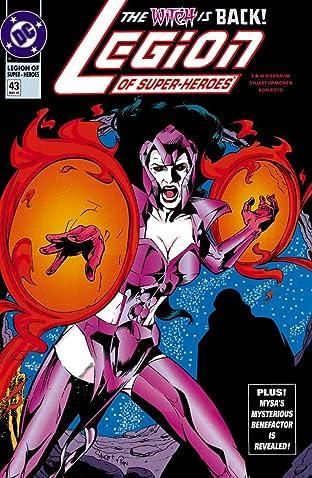 Legion of Super-Heroes (1989-2000) #43