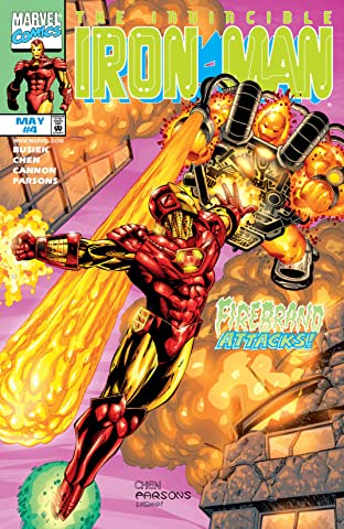 Iron Man (1998-2004) No.4