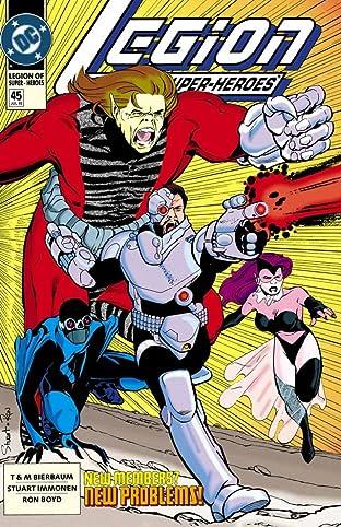 Legion of Super-Heroes (1989-2000) #45