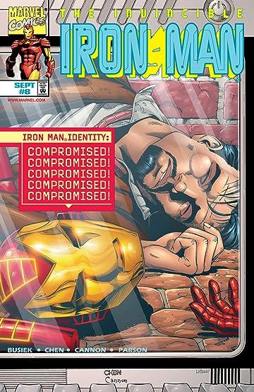 Iron Man (1998-2004) #8