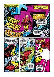 Iron Man (1968-1996) Annual #4