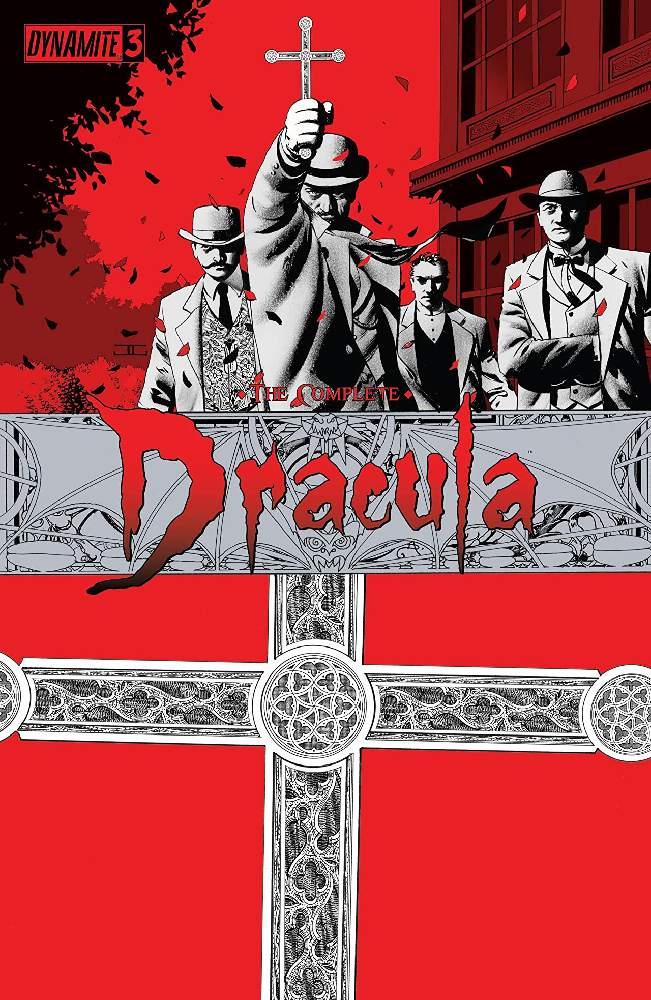 The Complete Dracula #3 (of 5)