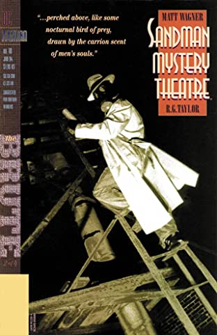 Sandman Mystery Theatre (1993-1999) #10