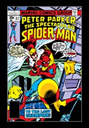 Peter Parker, The Spectacular Spider-Man (1976-1998) #17