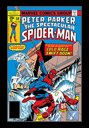 Peter Parker, The Spectacular Spider-Man (1976-1998) #18