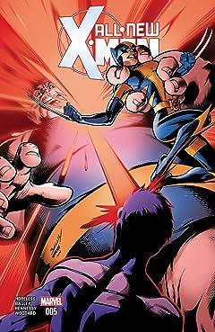 All-New X-Men (2015-2017) No.5
