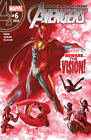 All-New, All-Different Avengers (2015-2016) No.6