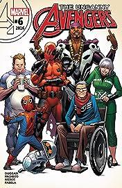Uncanny Avengers (2015-2017) #6