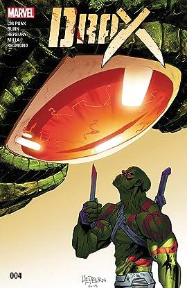 Drax (2015-2016) #4