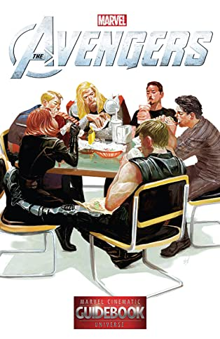 Guidebook to the Marvel Cinematic Universe #1: Marvel's The Avengers