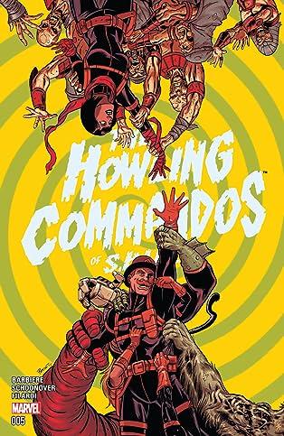 Howling Commandos of S.H.I.E.L.D. (2015-2016) #5