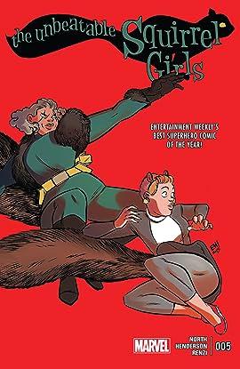 The Unbeatable Squirrel Girl (2015-) #5