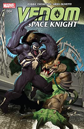 Venom: Space Knight (2015-2016) #4