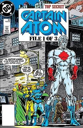 Captain Atom (1986-1991) No.26