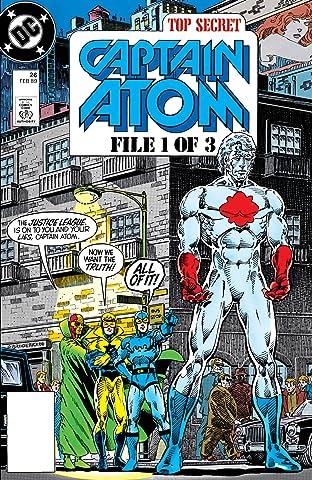 Captain Atom (1986-1991) #26