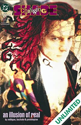 Shade, the Changing Man (1990-1996) #23