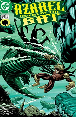 Azrael: Agent of the Bat (1995-2003) #80