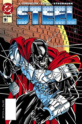 Steel (1994-1998) #9