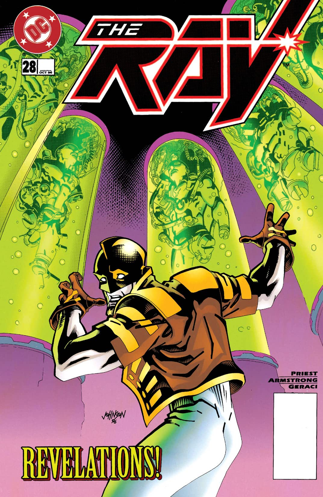 The Ray (1994-1996) #28