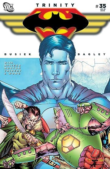 Trinity (2008-2009) #35