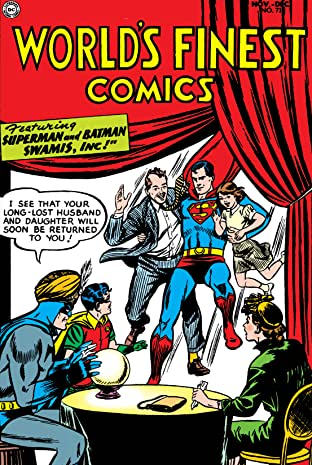 World's Finest Comics (1941-1986) #73