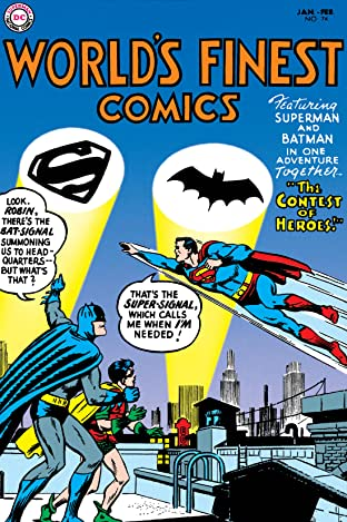 World's Finest Comics (1941-1986) #74