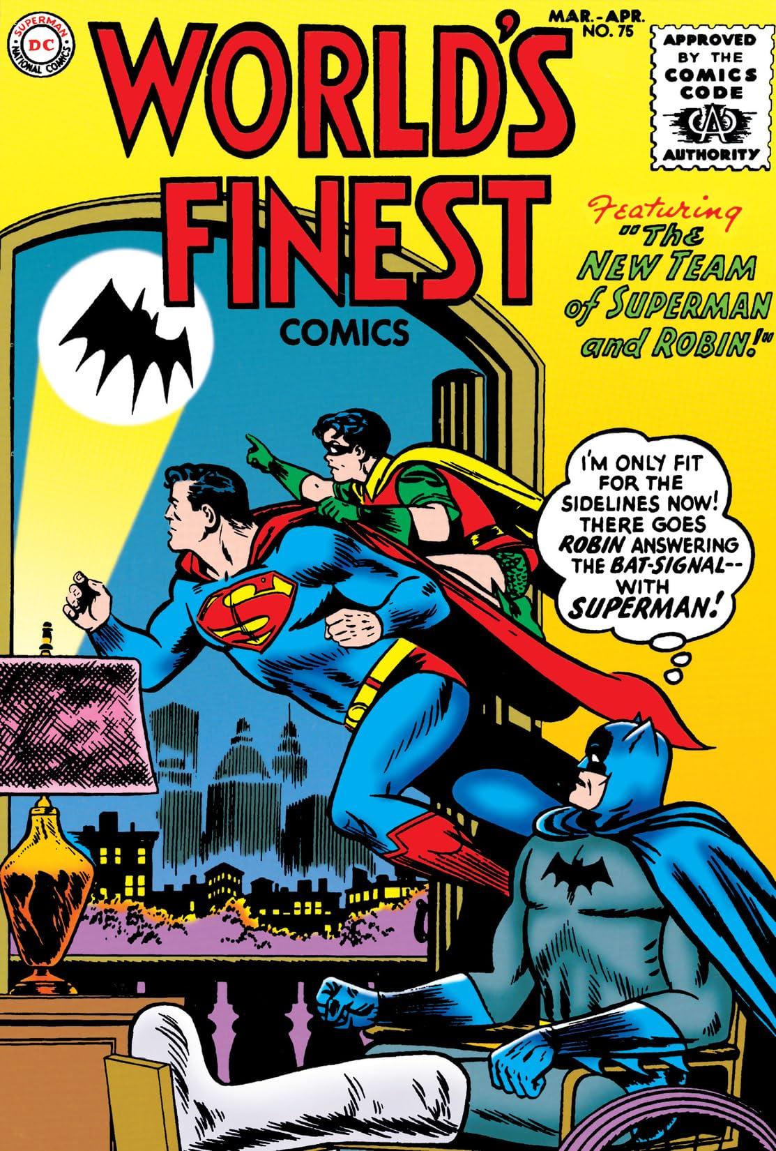 World's Finest Comics (1941-1986) #75