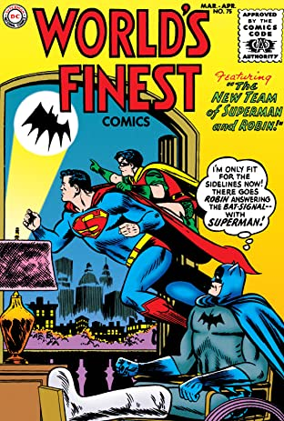 World's Finest Comics (1941-1986) #75
