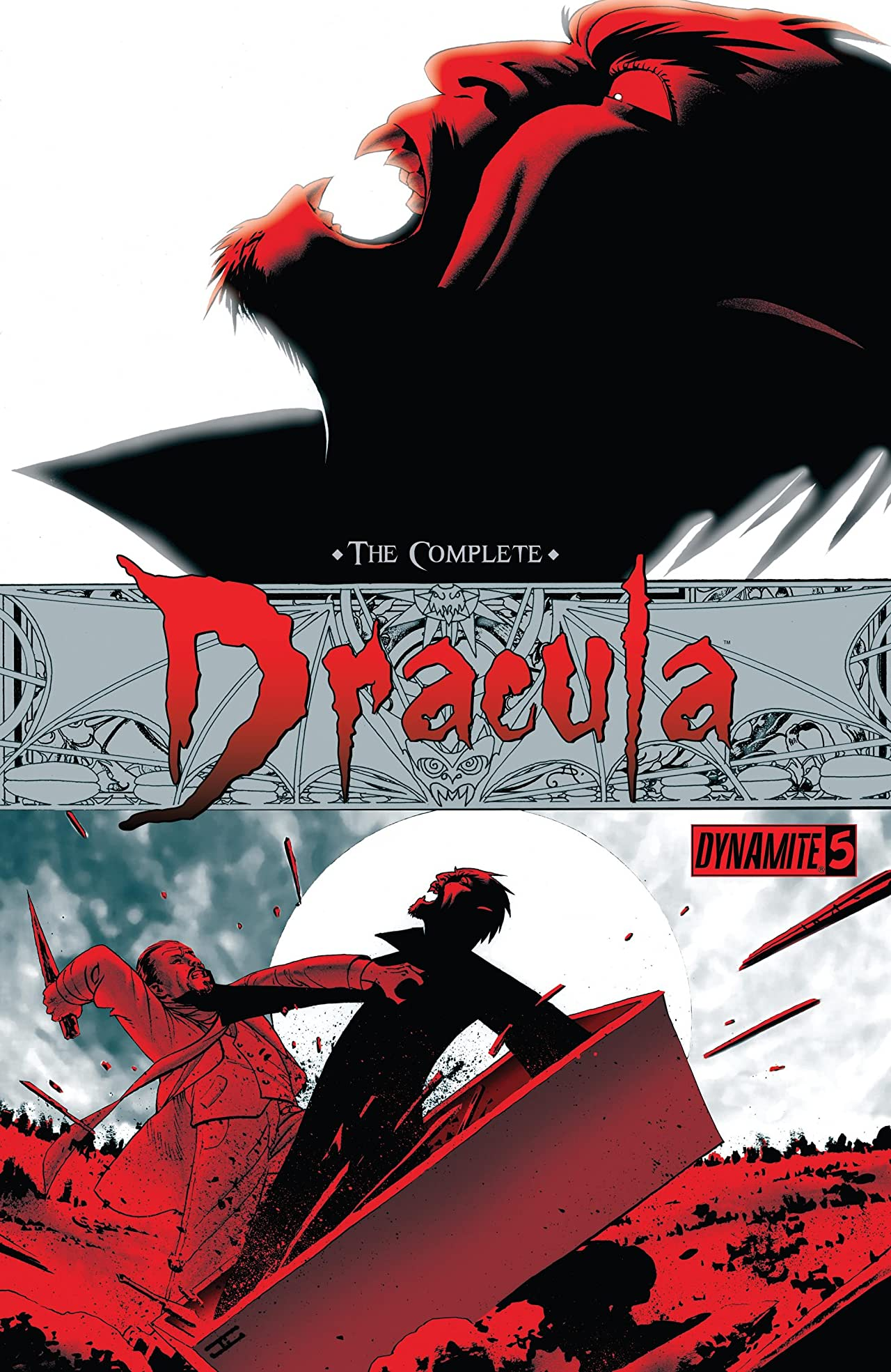 The Complete Dracula #5 (of 5)