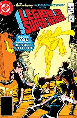 Legion of Super-Heroes (1980-1985) #277